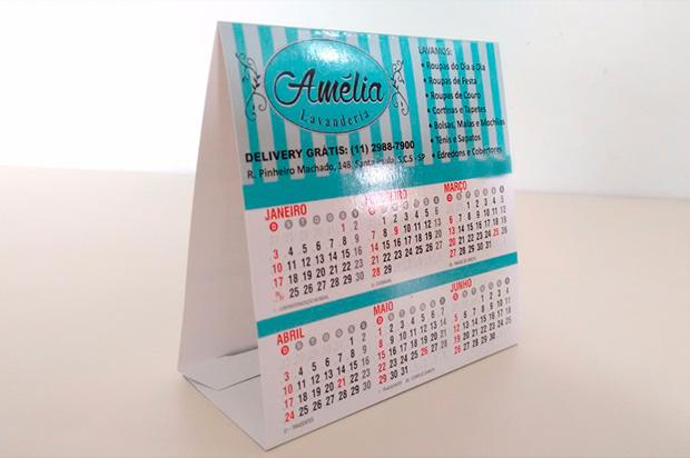 Calend rio de mesa mini seja visto o ano todo - Calendario de mesa ...